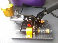 Generic - DIY hydraulic e-brake, console and pc and much